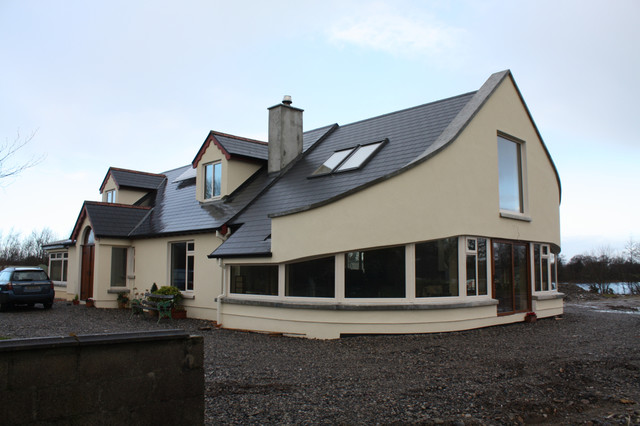 Extended Dormer Bungalow In County Mayo