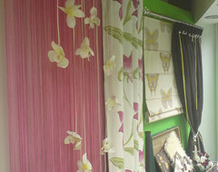 elegance tropical curtains