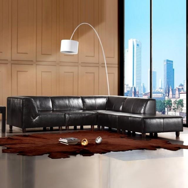 Marthena Home Furnishings - York Sectional - DominoS traditional-sectional-sofas
