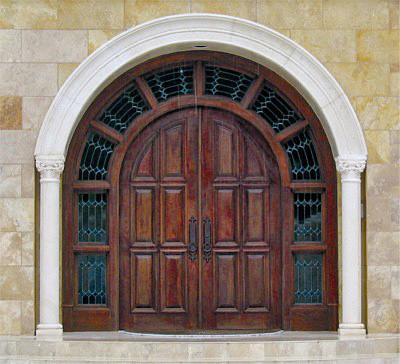 Old World Collection - DbyD3008 traditional front doors