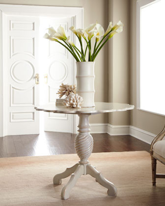 Petunia Entry Table traditional bar tables