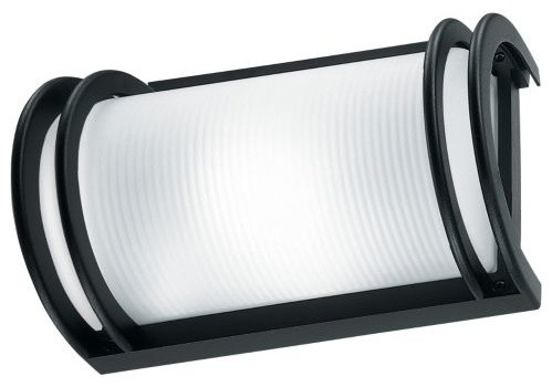Nikko Outdoor Wall Sconce by LBL Lighting modern-outdoor-wall-lights-and-sconces