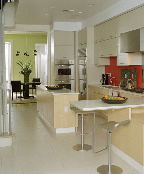 Kitchen contemporary kitchen
