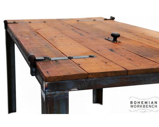 Barn Door Desk / Table -