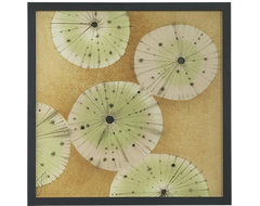 Sea Urchin Print II contemporary-home-decor