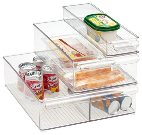 Fridge Binz - Eclectic - Kitchen Drawer Organizers - by The Container Store