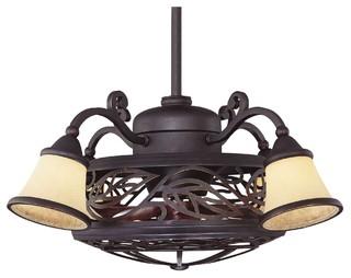 Bay St. Louis Fan D'lier - Modern - Ceiling Fans - by Fratantoni ...