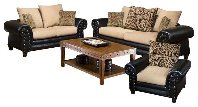 Beautiful ... Black Living Room Sets