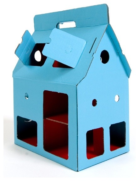 MODERNMINI KIDSONROOF MOBILE HOME - PLAY HOUSE eclectic-kids-toys