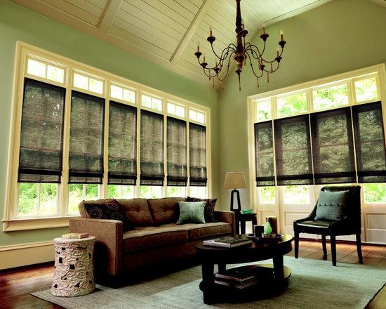 Levolor Woven Wood Shades - Levolor Woven Wood Shades Natural