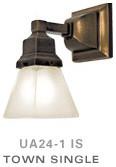 Town Single Interior Lighting bathroom-vanity-lighting