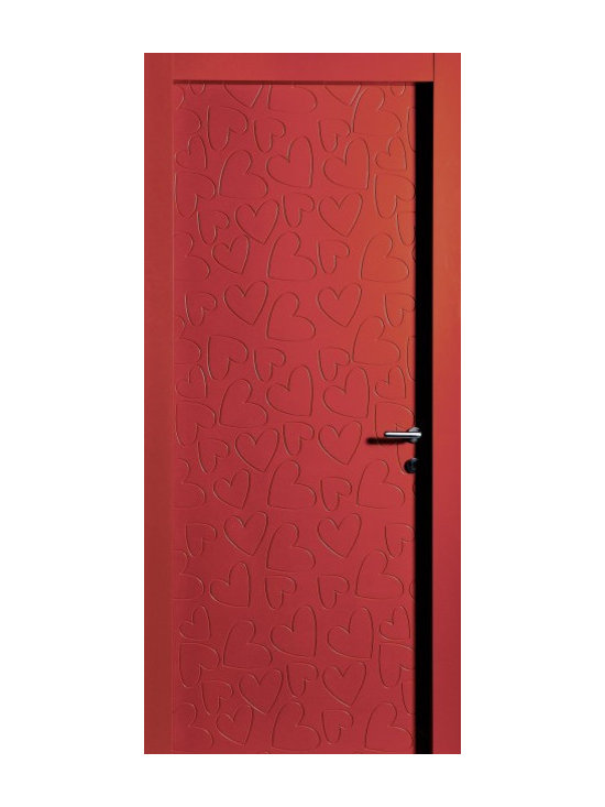 Deep Cut Emotions Lacquered Swing Doors -