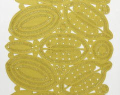 Entwined Leaf Rug contemporary rugs