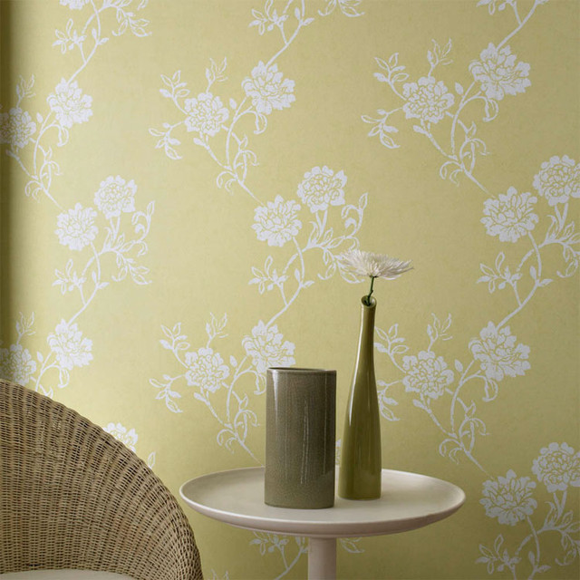 Graham & Brown - Eco Summer Wallpaper modern-wallpaper