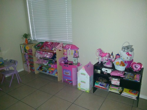 Help Decorating Organizing 5 Yr Old Girl Room