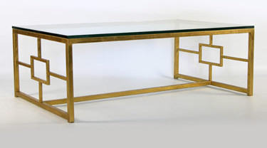 Sommar Cocktail Table contemporary-coffee-tables
