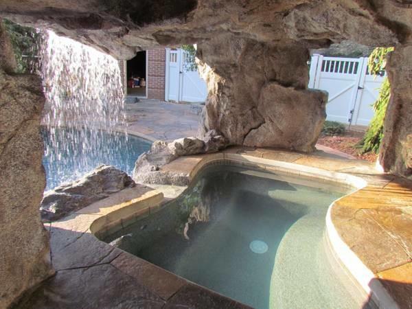 Hot Tub Grotto