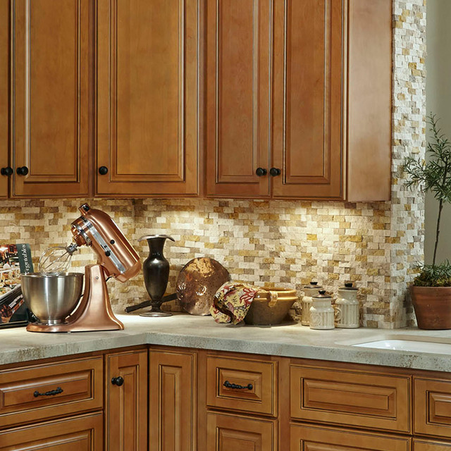 Glazing White Cabinets With Stain: Westminster Glazed Toffee Kitchen Cabinets