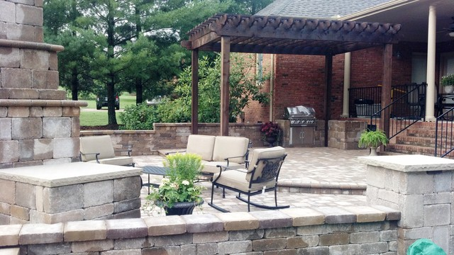 Hearth And Patio Shop Nashville Tn Hill Residence Brentwood Tn Traditional  Patio