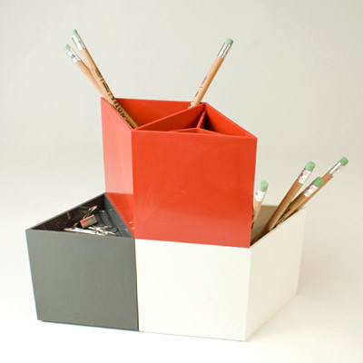 Rhombins modern desk accessories by canoe - Designer desk accessories and organizers ...