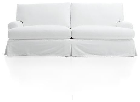 Slipcover Only for Ellyson Queen Sleeper contemporary-sofa-beds