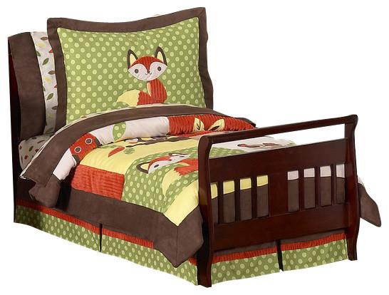 Forest Friends 5 Piece Toddler Bedding Set By Sweet Jojo