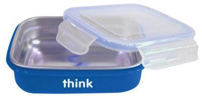 Thinkbaby Blue Bento Box food-containers-and-storage