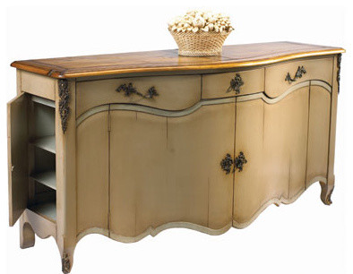 Vendome Sideboard traditional buffets and sideboards