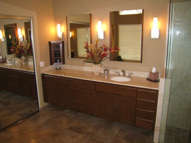Custom Bathroom Remodel traditional-bathroom