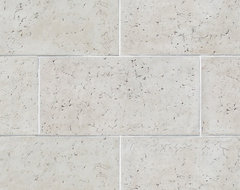 Coronado French Limestone Tile - Color: French White - Stone Veneer Tile contemporary-siding-and-stone-veneer
