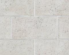 Coronado French Limestone Tile - Color: French White - Stone Veneer Tile contemporary
