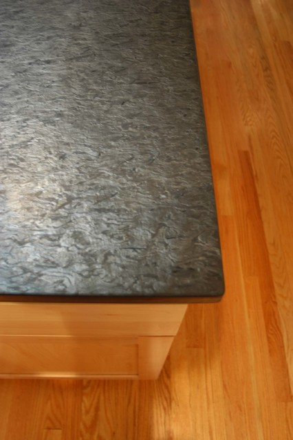 Slate Countertop - Kitchen Countertops - other metro - by Vermont ...
