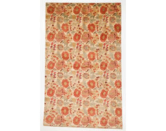 Multi Colored  Oriental Chobi Ziegler Rug without Borders -rugs