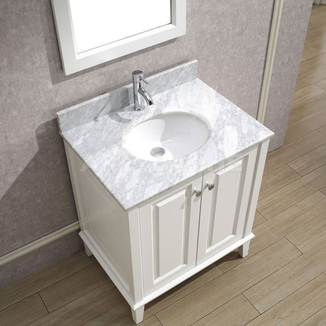 White Bathroom Vanities Miami By Vanities For Bathrooms