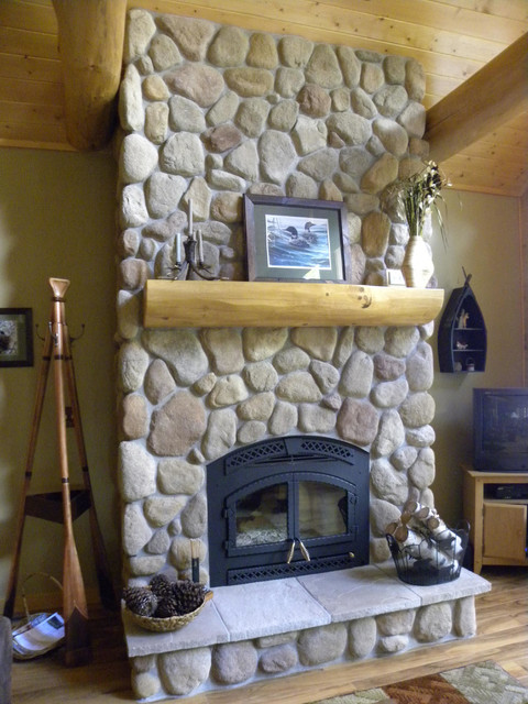 Fireplace-Ax traditional-indoor-fireplaces