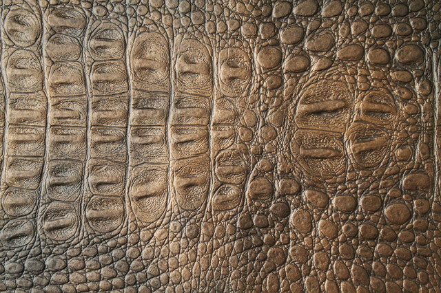Alligator 3270 Copper Faux Leather for Upholstery and Interior Design by FFC - Modern ...