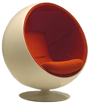 Eero Aarnio Ball Chair - hivemodern.com modern chairs