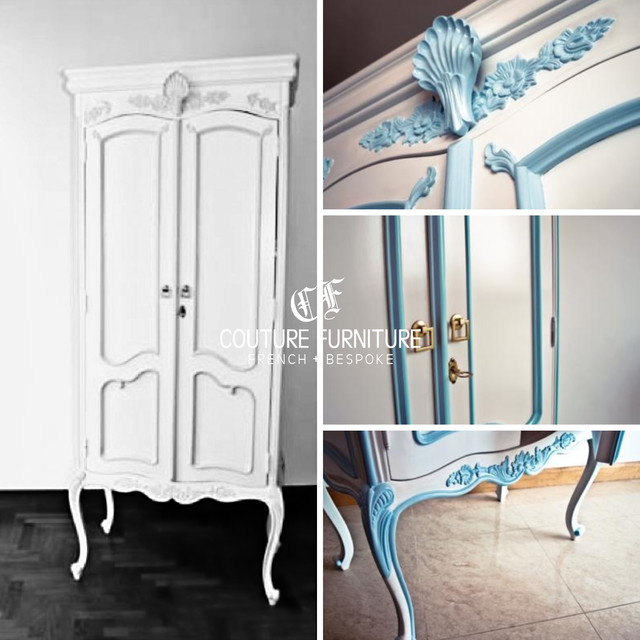Coquille Neat Armoire contemporary-armoires-and-wardrobes