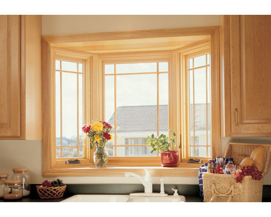 Bay Fiberglass Window -