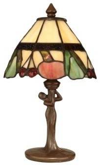 Dale Tiffany Fruit Accent Lamp modern-table-lamps