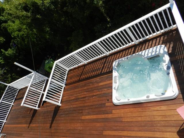 Deck Installation in Los Angeles