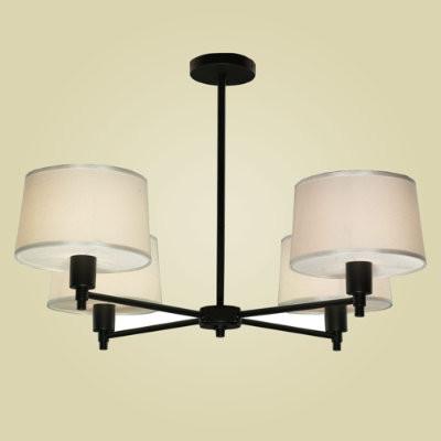 Berkley 4-Light Chandelier traditional-chandeliers