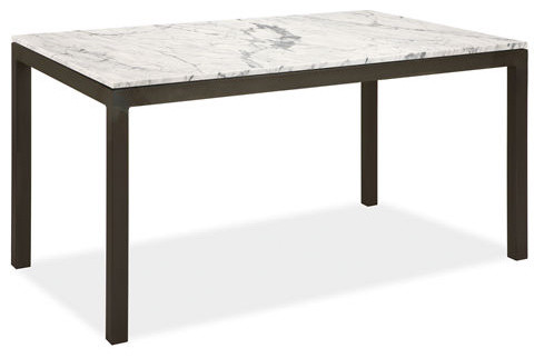 Parsons Table/Desk modern dining tables