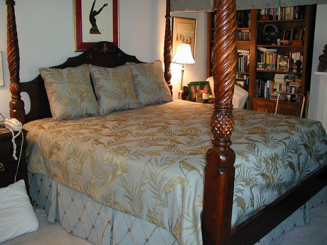 bedding by Styles by Sharon