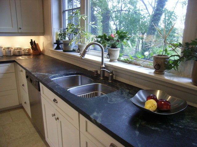 Traditional Soapstone Installation Traditional Other Metro By Great Mountain Soapstone