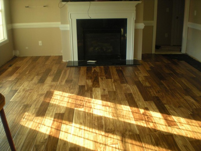 Tobacco Road Acacia Hardwood Flooring Other Metro By