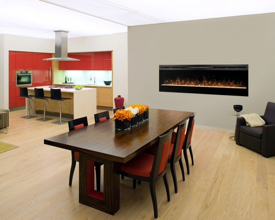 Dimplex BLF74 fireplace - Jeanne Grier/Stylish Fireplaces & Interiors