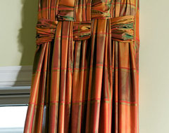 Modern Remodel modern curtains