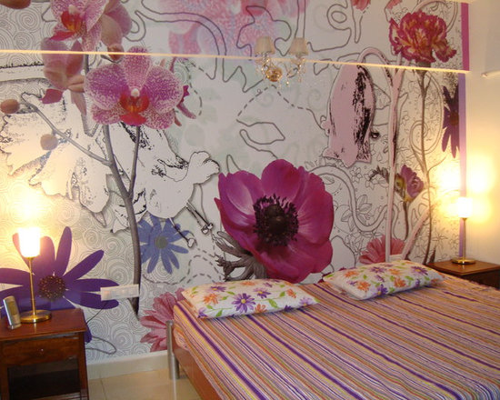 RESIDENCE 1 - WALLPAPER / FLORAL MADE IN GERMANY