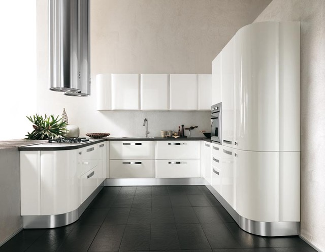 ... CONTEMPORARY KITCHEN DESIGN AND CABINETS contemporary-kitchen-cabinets